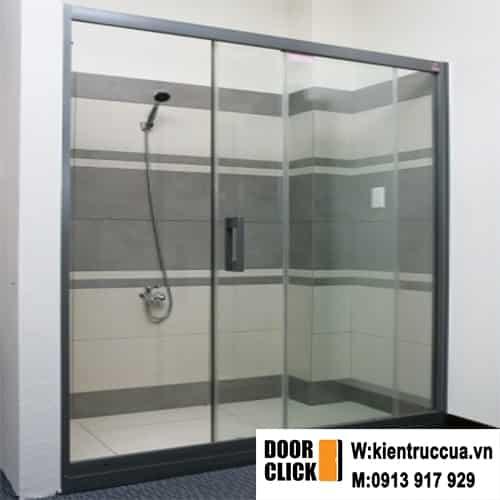 cabin tắm mở lùa