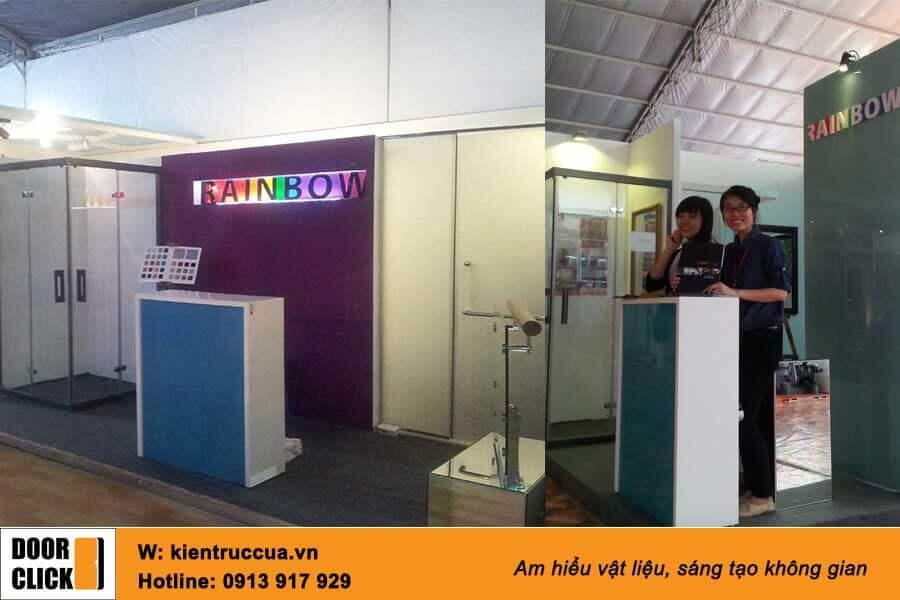 Doorclick tham gia triển lãm Vietbuild Hà Nội