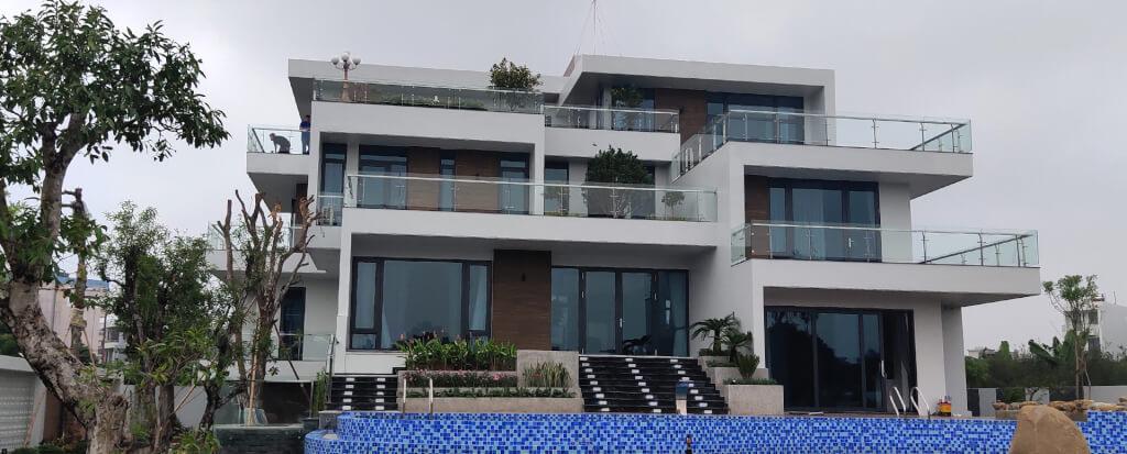 Cửa nhôm Doorclick tại thành phố Hải Dương